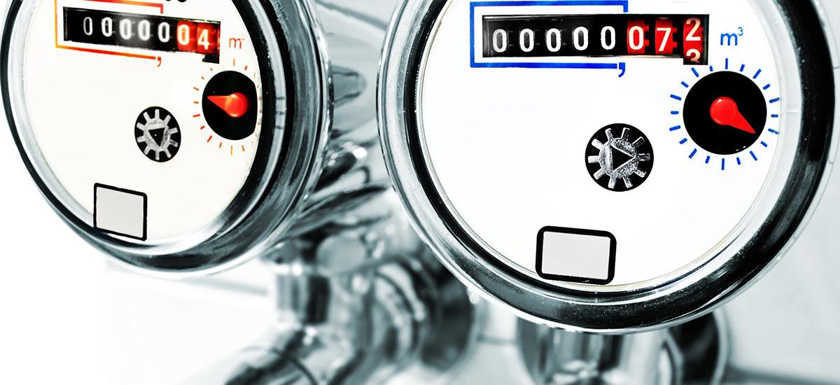 Wasserverbrauch: jetzt die Zählerstände übermitteln (beendet)